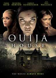 Ouija House on DVD