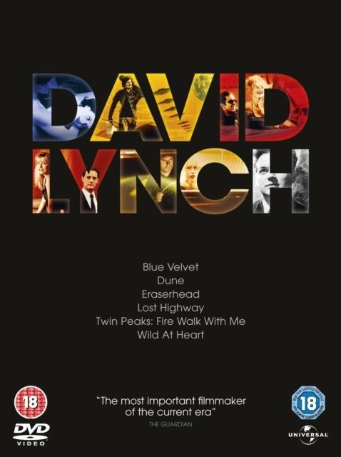 David Lynch on DVD