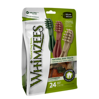 Whimzees: Toothbrush Star - S 24/ Pack Value Bag