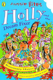 Holly & the Dream Fixer by Rosemary Hayes image