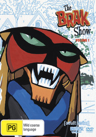 The Brak Show - Season 1 on DVD