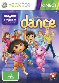 Nickelodeon Dance for X360