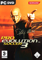 Pro Evolution Soccer 3 (DVD-ROM) for PC Games