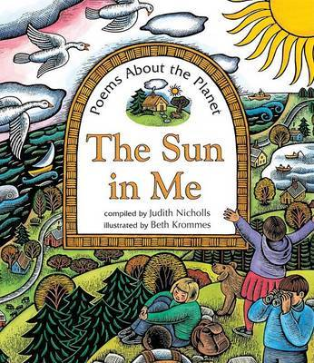 The Sun in Me by Judith Nicholls image