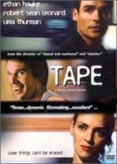 Tape on DVD