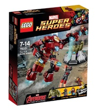 LEGO Super Heroes - The Hulk Buster Smash (76031)