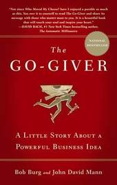 The Go-giver by Bob Burg image