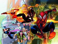 Ultimate Comics Spider-man: The World According To Peter Parker image