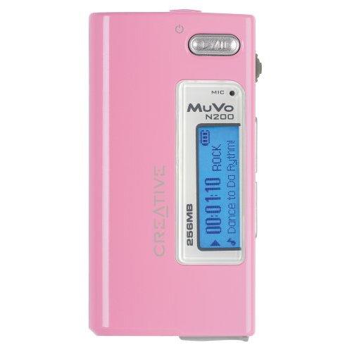 CREATIVE LABS Creative Muvo Micro N200 256Mb Pink image
