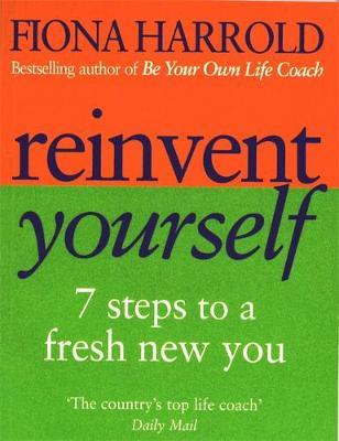 Reinvent Yourself by Fiona Harrold image