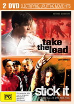 Take The Lead / Stick It (2 Disc Set) on DVD