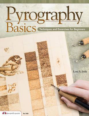 Pyrography Basics by Lora S. Irish image