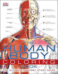 Human Body Coloring Book by DK Publishing