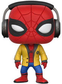 Spider-Man: Homecoming - Spider-Man (Headphones Ver.) Pop! Vinyl Figure image