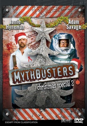 Mythbusters - Christmas Special 2 on DVD image