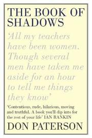 The Book of Shadows by Don Paterson image