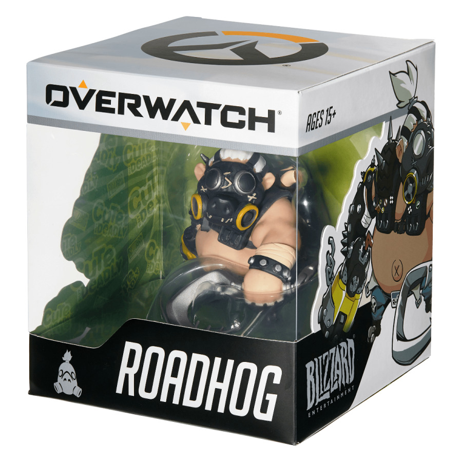 Overwatch: Cute but Deadly - Roadhog Figure image