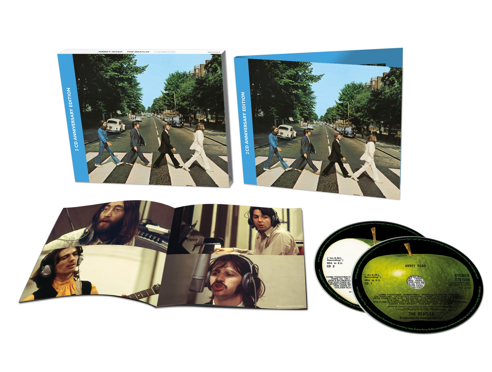 Abbey Road: 50th Anniversary - Deluxe Edition by The Beatles image
