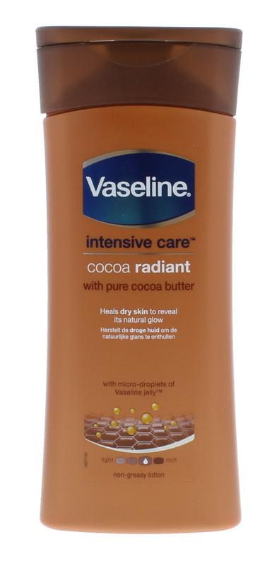Vaseline: Body Lotion Cocoa Radiant (200 ml)