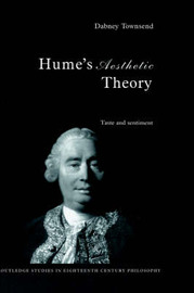 Hume's Aesthetic Theory by Dabney Townsend