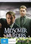 Midsomer Murders - Complete Season 6 (Single Case ) on DVD