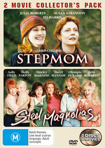 Stepmom / Steel Magnolias - 2 Movie Collector's Pack (2 Disc Set) on DVD