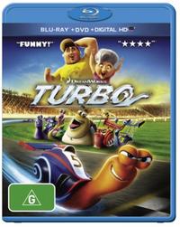 Turbo on DVD, Blu-ray