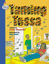 Taming Tessa Story Street Fluent Step 11: Book 5 by Martin Coles