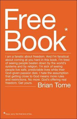 Free Book by Brian Tome image