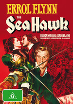 The Sea Hawk on DVD