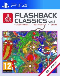 Atari Flashback Classics Collection Vol.1 for PS4