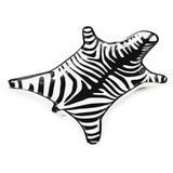 Jonathan Adler Stacking Dish (Zebra, Black)