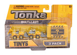 Tonka Tiny's 3-Pack (Construction)