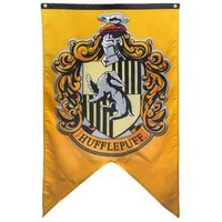 Harry Potter House Banner (Hufflepuff)