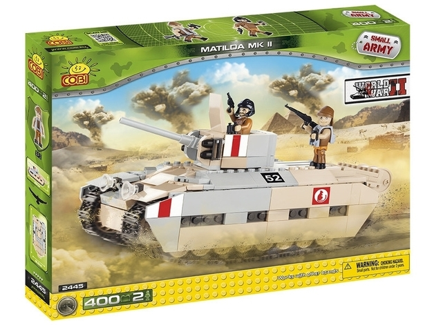 Cobi: World War 2 - Matilda MK II