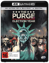 The Purge: Election Year on UHD Blu-ray image