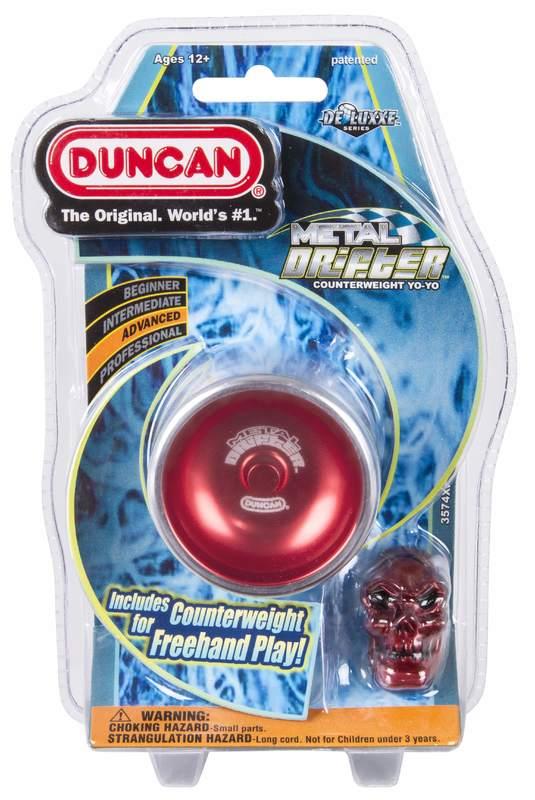 Duncan: Metal Drifter Pro Yo-Yo - Assorted Colours