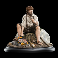 Lord of the Rings Samwise Gamgee Statue - by Weta