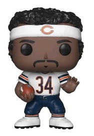 NFL: Legends - Walter Payton (White Jersey) Pop! Vinyl Figure