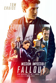 Mission Impossible: Fall Out on UHD Blu-ray