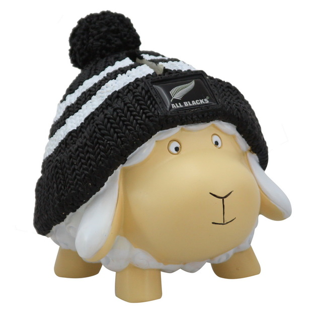 All Blacks - Sheepy Bank