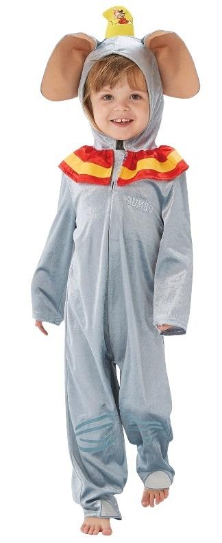 Disney: Dumbo Jumpsuit - Children's Costume (Small)