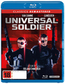Classics Remastered: Universal Soldier (1992) on Blu-ray