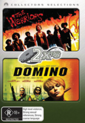 2x's - Warriors / Domino (Collectors Selections) (2 Disc Set) on DVD