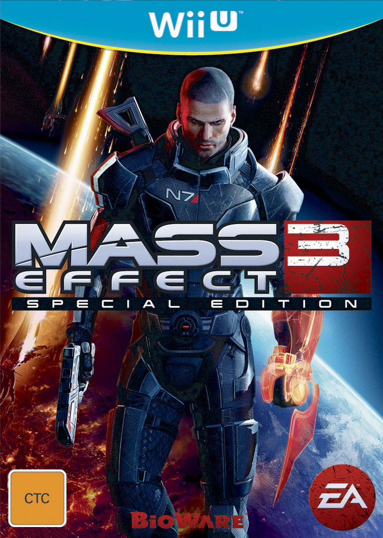Mass Effect 3 for Wii U image