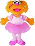 Sesame Street - Soft Toy Small Zoe Ballerina