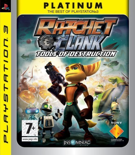 Ratchet & Clank Future: Tools of Destruction (Platinum) for PS3