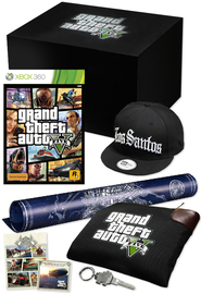Grand Theft Auto V Collector's Edition for X360