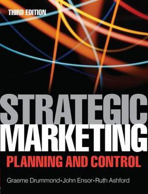 Strategic Marketing by Graeme Drummond image