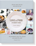 Love and Food at Gran's Table by Natalie Oldfield